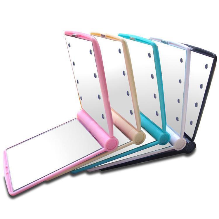 LED化妆镜工厂 LED8灯化妆镜 生产工厂