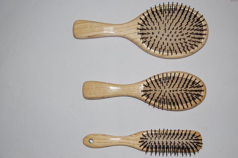 楠竹  梳,气囊梳子,  梳