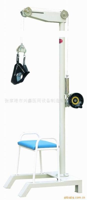 供应专业生产的坐立两用颈椎牵引机YX-A