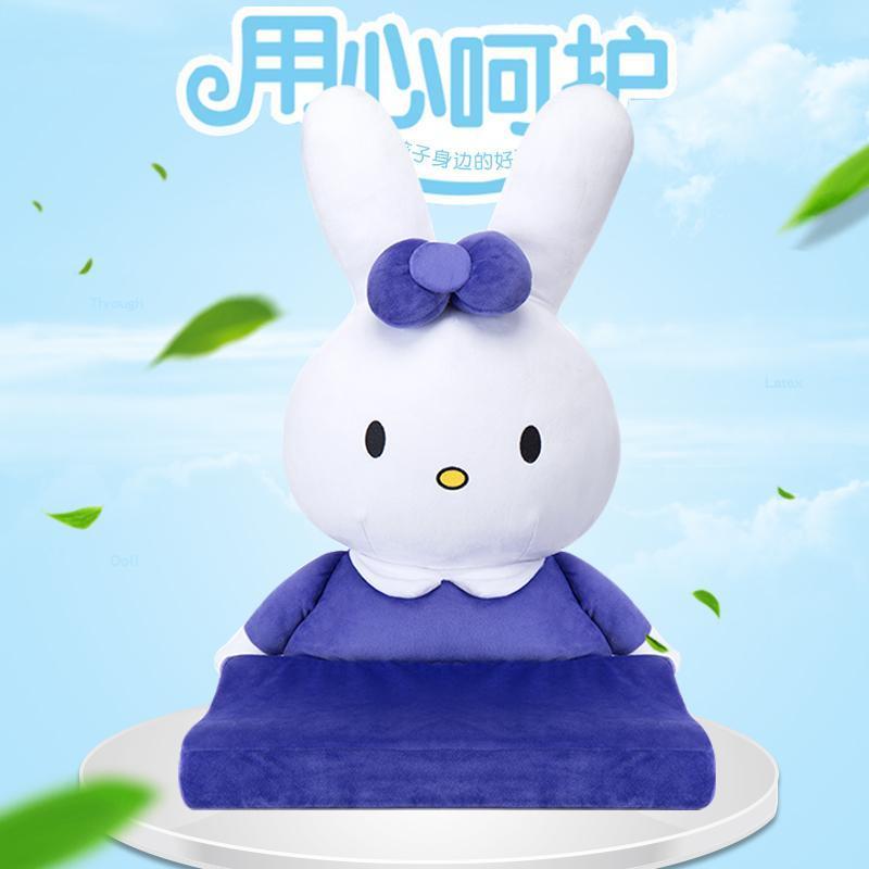 广州天然儿童乳胶枕头厂家护颈  超Q卡通天然儿童乳胶枕头厂家