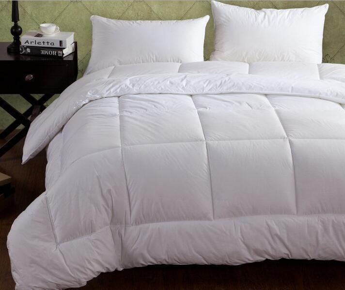 酒店宾馆  整张羽丝棉被芯