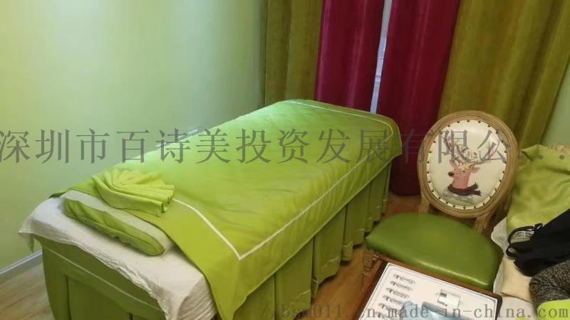 厂家直销欧式美容床罩四件套可订做