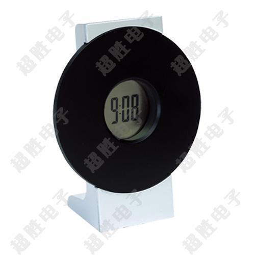 厂家直销精美ST-8013数字旋转钟