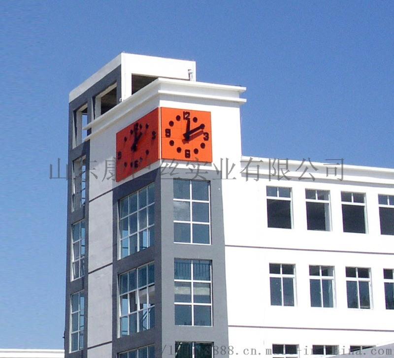 电子塔钟厂家-济南大面钟经十东路总厂