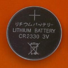 CR2330电池 纽扣电池