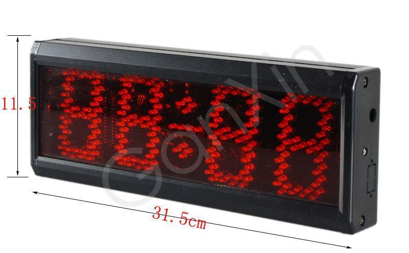 赣鑫GS4D-3Rled计时器