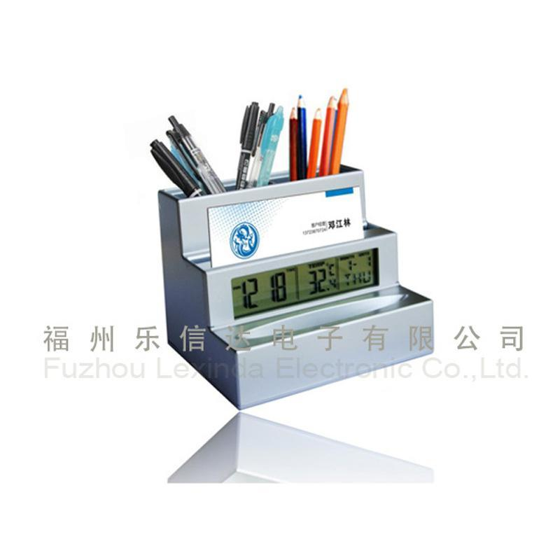 笔筒座钟EC-1080