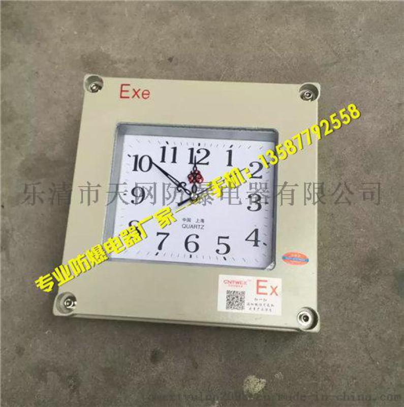 浙江乐清BSZ2010型-1.25V防爆石英钟