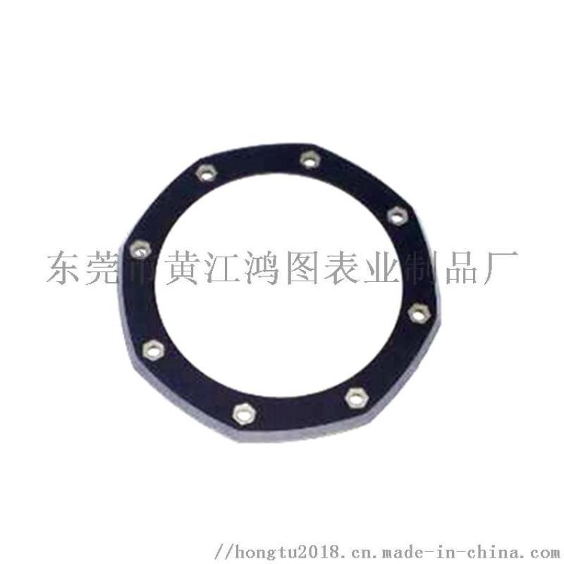 东莞鸿图手表陶瓷圈定制