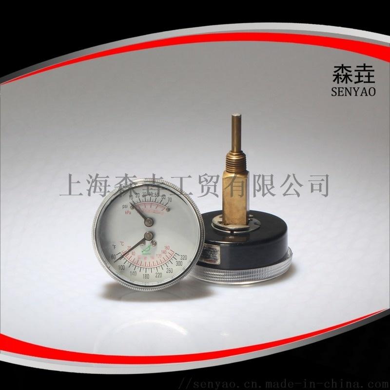上海供热系统双金属温度计