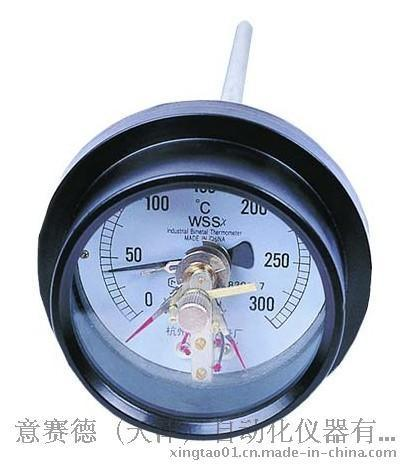 布莱迪国产性价比  的电接点双金属温度计