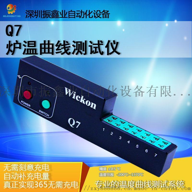 德国 Wickon Q系列温度曲线记录测量仪