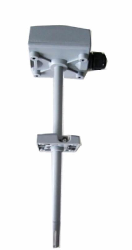 西安新敏WJ200D管道式温湿度变送器