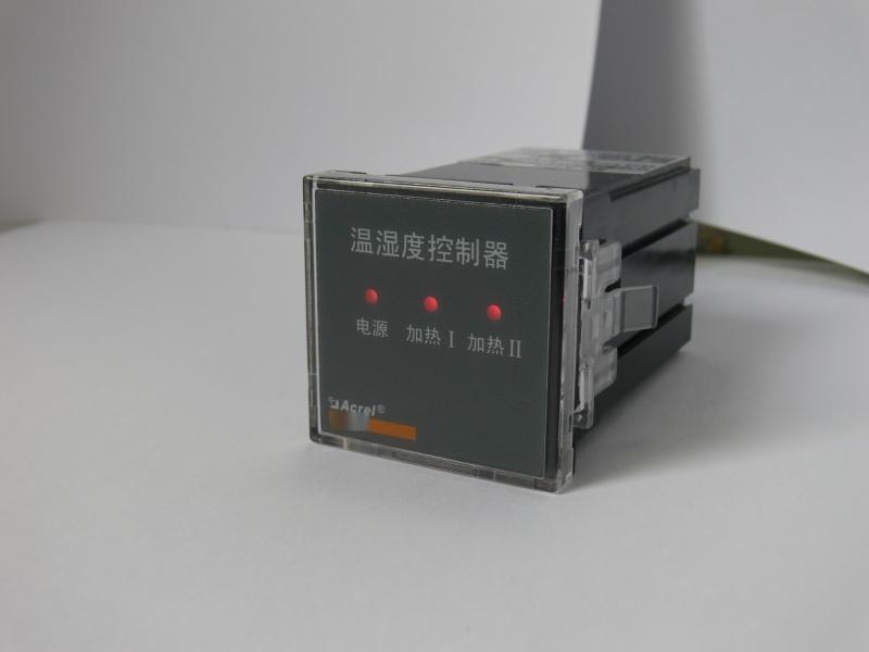安科瑞WH48-11/HH环网柜普通温湿度控制器/2路加热除湿控制