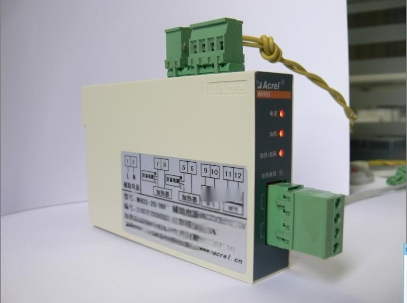 安科瑞 WH03-01/H 普通型温湿度控制器