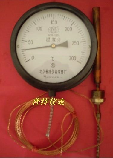 压力式温度计(WTZ-280 288,WTQ-280 288)