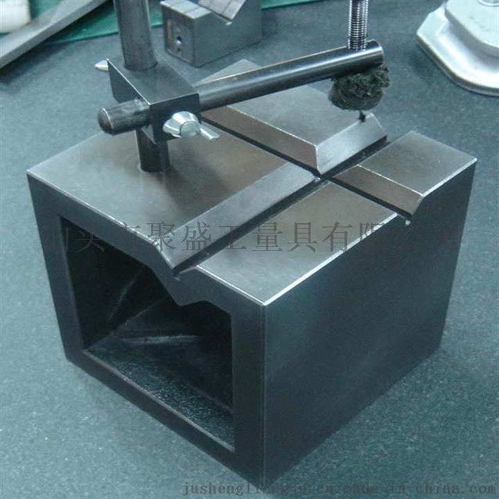 铸铁检验方箱方筒 T型槽方箱   角度方箱