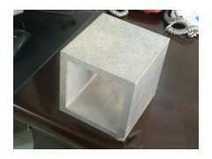 可定做镁铝合金轻型方箱 镁铝划线方箱