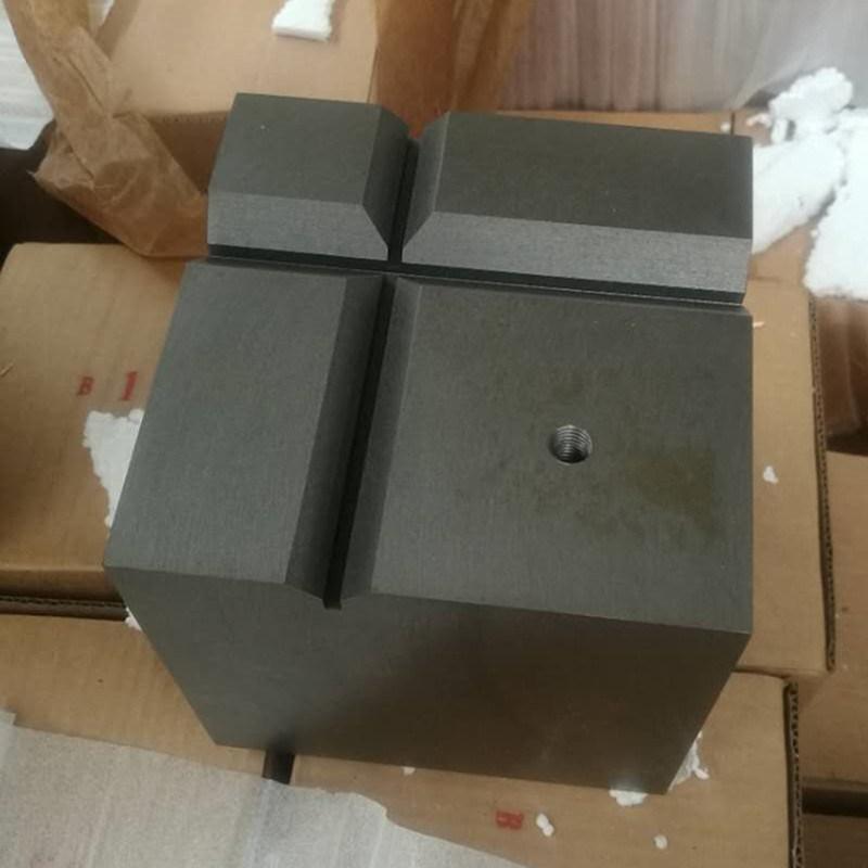 定做加工广东地区铸铁方箱工作台T型槽方箱