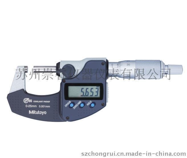 0-25mm日本三丰数显外径千分尺293-230-30