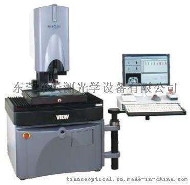 VIEW Pinnacle 250影像测量仪