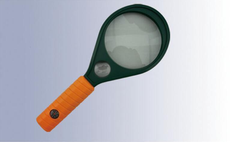 爱奉者指南针放大镜/低视力助视器