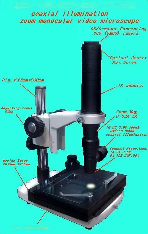 同轴照明视频显微镜(XDS-10B/H2218C)