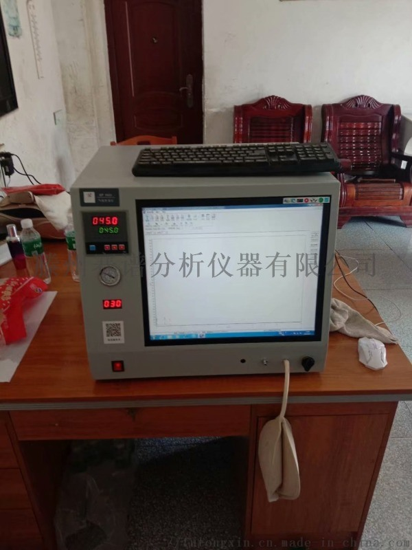 便携式天然气分析仪  色谱仪