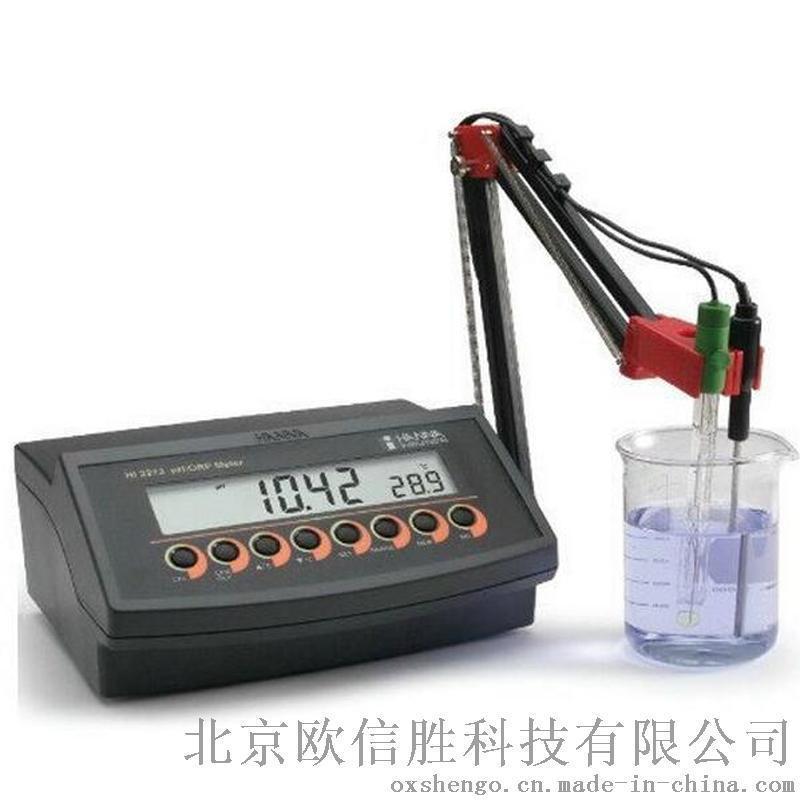 哈纳HI2212台式PH测定仪,实验室酸度计