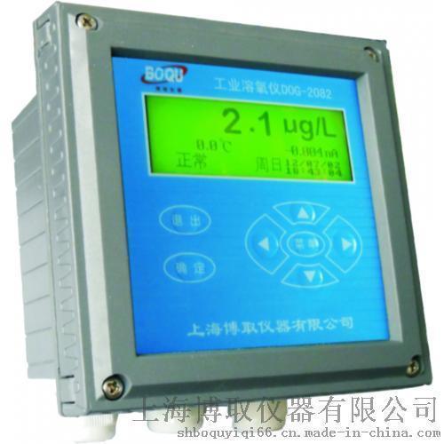 博取高温溶氧仪,氧含量分析仪DOG-2082