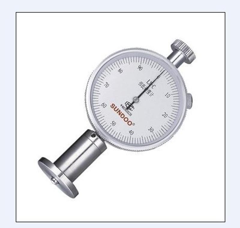 供应表盘式硬度计,机械式橡胶硬度计硬度规LX-A