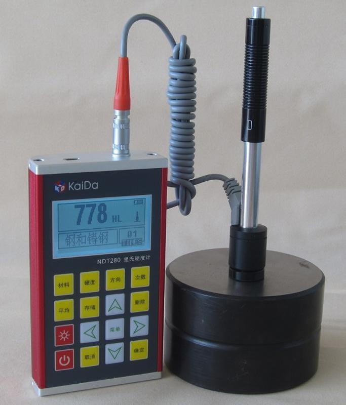 肖式硬度计NDT280 金属壳便携式硬度计
