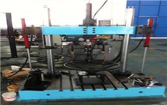 上海岸昶机械AC-FL20方向盘力学性能台