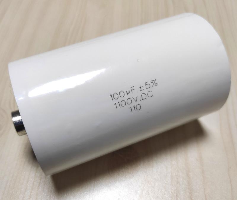 胸部  冷热温喷护肤仪电容器定制CDA 100uF/1100VDC