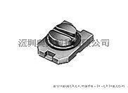 村田微调电容器,俗称可调电容