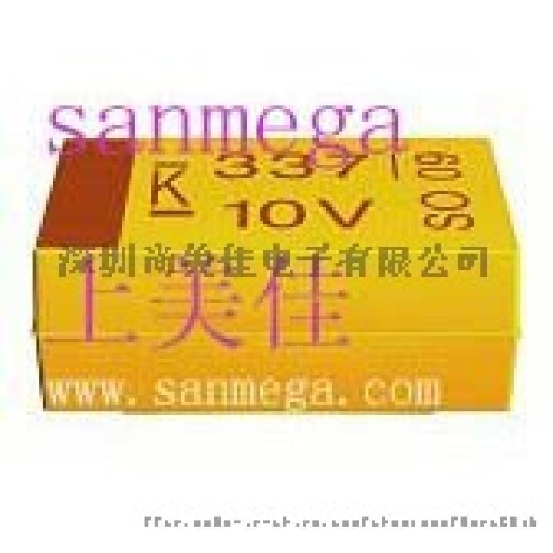 AVX钽电容TLJB227M006R0500