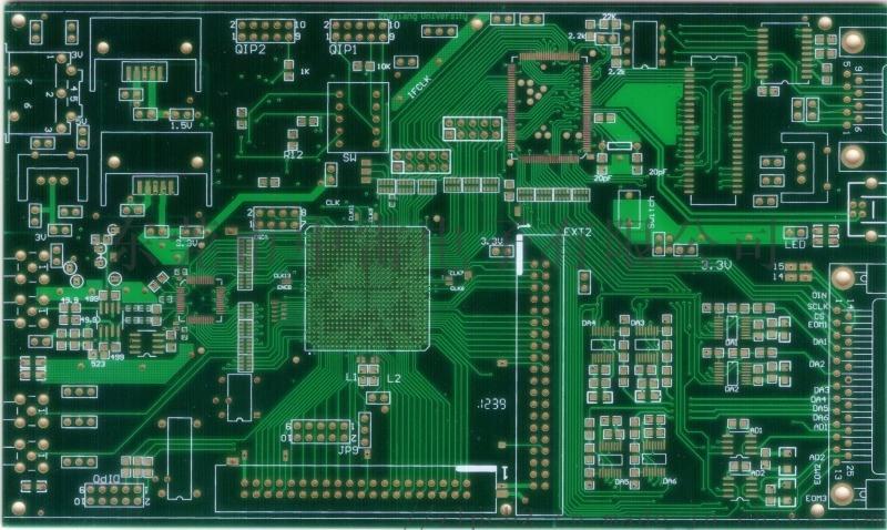 中雷PCB专业PCB厂家单双面多层线路板快板打样