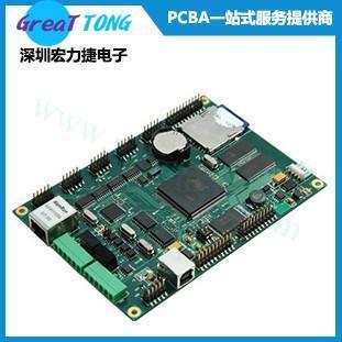 深圳工控设备电路板制板