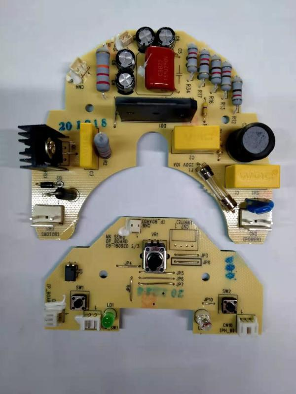厂家供应家用迷你电器-精米器用控制板