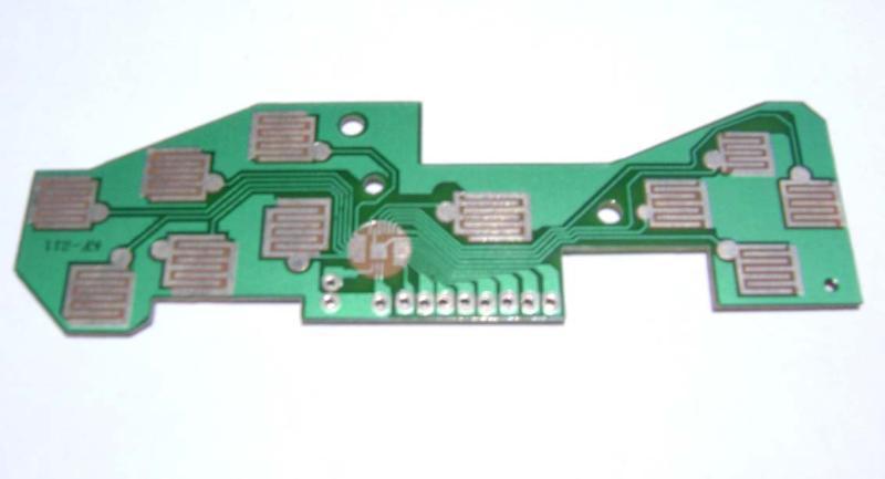 FR-1单面电镍线路板电路板