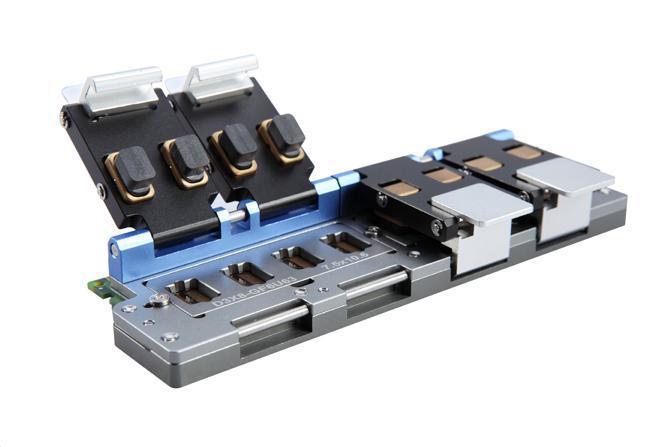 DDR2 DDR3测试治具测试座 DDR4 DDR5 LPDDR 测试座 定制测试治具 测试方案 测试方案测试 分析 修复 提供导电胶和探针测试座 测试夹