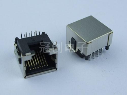 沉板式  型RJ45母座/下沉式网络RJ45插座