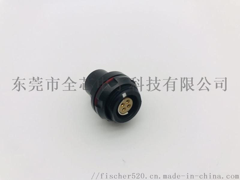 Fischer连接器, 全芯连接器厂家, 1F6芯