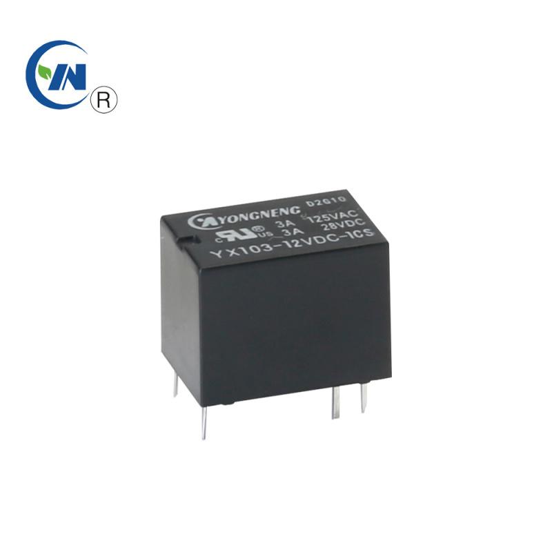 永能工厂直销3A信号通信继电器YX103