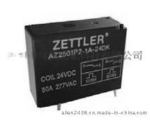 Zettler(赛特勒)AZ2501P1-1C-12D继电器