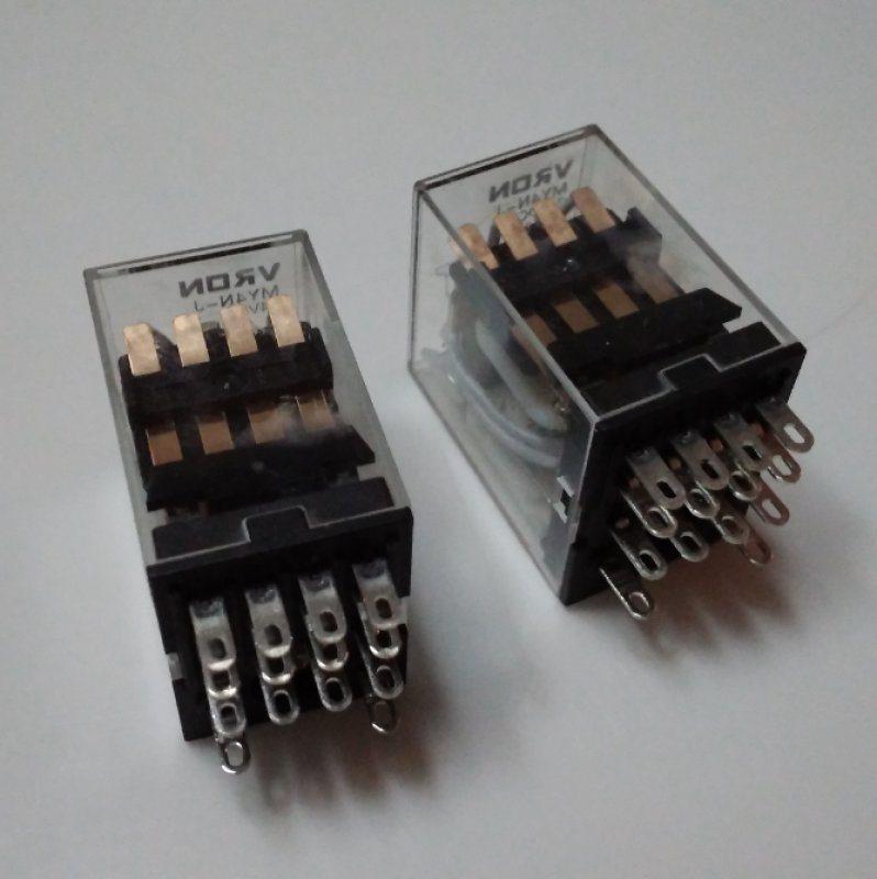 小型中间继电器(通用继电器)