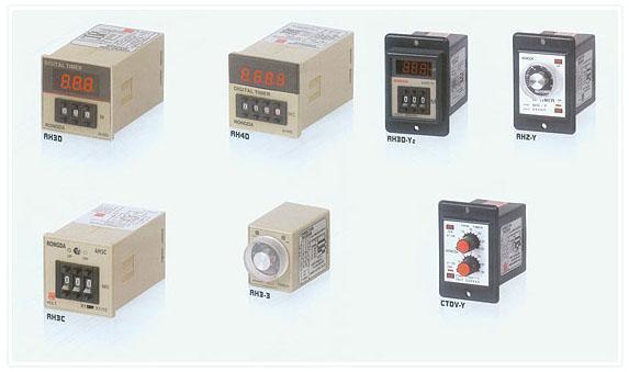 时间继电器(AH2-Y,AH3C,AH3D,AH4D)