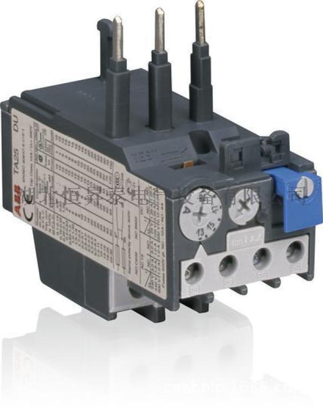 ABB 热过载继电器TA25 42 75 200