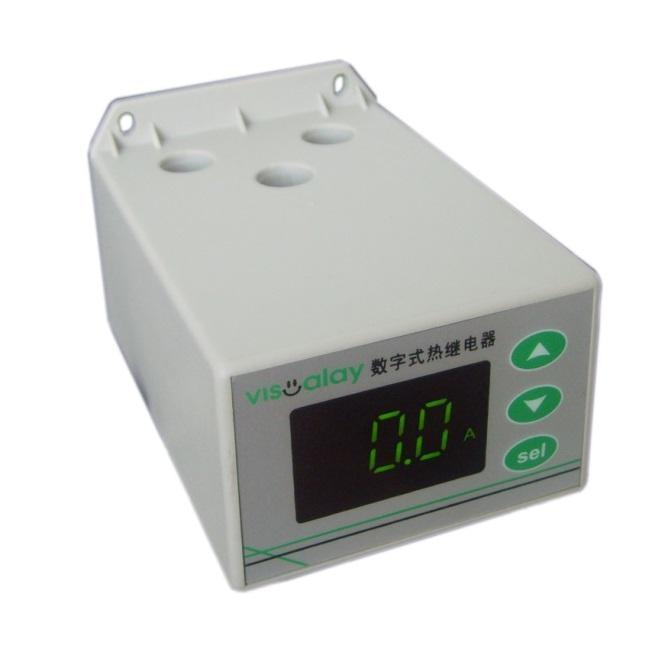 数字式热继电器(欠载电压保护器)电动机保护器一体式VJ8100F