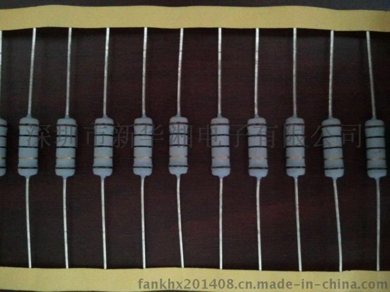 专业生产线绕电阻器KNP 2W 10R J 现货